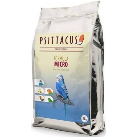 Psittacus Maintenance Micro Formula 5kg PS57009 Psittacus 40,99 € Ornibird