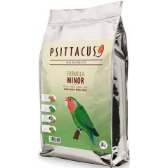 Psittacus Maintenance Minor Formula 3kg PS57018 Psittacus 43,50 € Ornibird