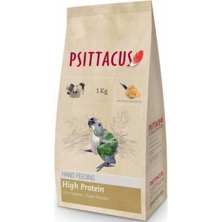 Psittacus High Protein Hand-Feeding Formula 1kg