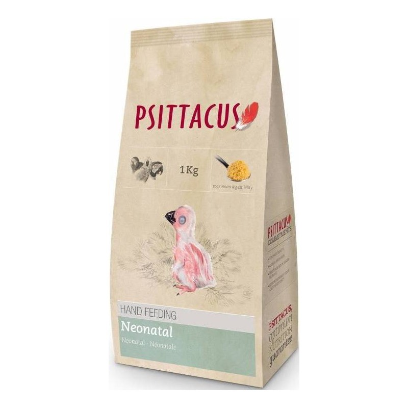 Psittacus Neonatal Hand- Feeding Formula 1kg PS57027 Psittacus 26,50 € Ornibird
