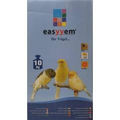 Patée aux oeufs pour canaris 10kg - Easyyem EASY-PCAR5 Easyyem 38,85 € Ornibird