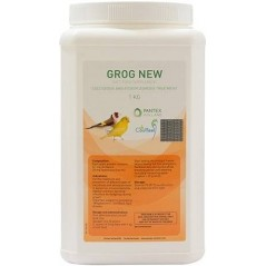 Grog New, yraitement contre la coccidiose et l'atoxoplasmose 1kg - Pantex Coutteel - EXPORT 30.025 Dr. Coutteel 42,45 € Ornibird