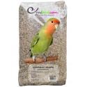 Agapornides - Ornibird, mélange pour inséparables 20kg