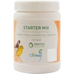 Starter Mix, formule unique contre diarrhée et mortalité de nid 100gr - Pantex Coutteel - EXPORT 30.007 Dr. Coutteel 23,95 € ...
