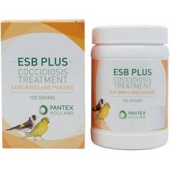 ESB Plus, traitement contre la coccidiose 100gr - Pantex Coutteel - EXPORT 30.002 Dr. Coutteel 17,95 € Ornibird