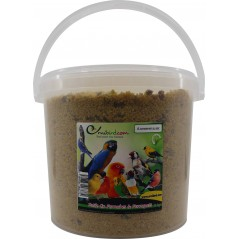 Patée Grandes Perruches & Perroquets en seau 3kg - Ornibird 700209 Private Label - Ornibird 15,45 € Ornibird