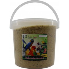 Patée Petites Perruches en seau 3kg - Ornibird 700208 Private Label - Ornibird 14,45 € Ornibird