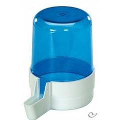 Brunnen auslauf 280cc blau 7x8cm