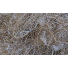 Coco - Sisal - Jute - Coton 1kg - Sisal Fibre CSJC06/1000-12 Sisal Fibre 13,29 € Ornibird