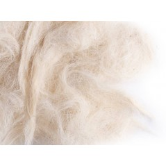 Poils Chèvres Blancs 500gr - Sisal Fibre WSGH24/500-15 Sisal Fibre 8,17 € Ornibird