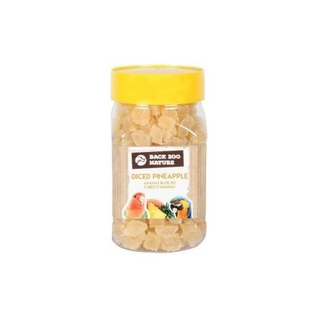 Ananas sechés 350ml - Back Zoo Nature ZF18-131 Private Label - Ornibird 3,51 € Ornibird