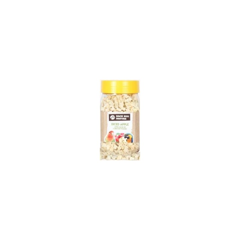 Pommes sechées 350ml - Back Zoo Nature ZF18-141 Private Label - Ornibird 3,51 € Ornibird