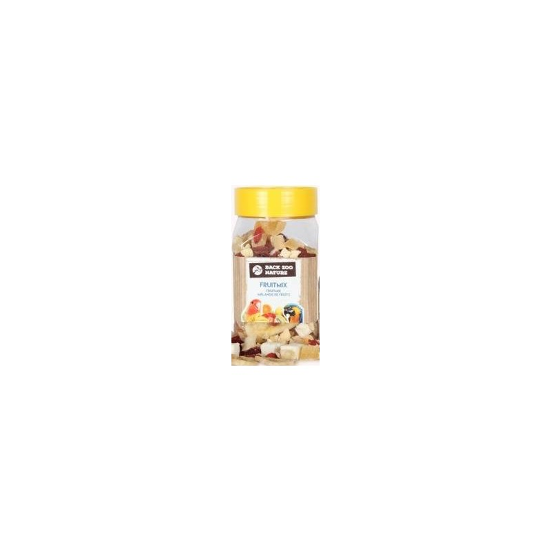 Fruits sechés mix 350ml - Back Zoo Nature ZF18-191 Private Label - Ornibird 5,70 € Ornibird
