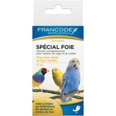 Special Foie, protège le foie à base de choline 15ml - Francodex 174041 Francodex 6,95 € Ornibird
