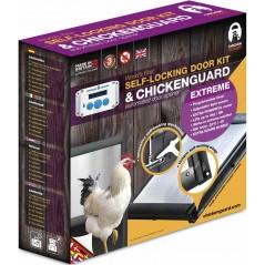 Ouvre-trappe automatique Extreme et Porte Autobloquante - Chickenguard RCOMBIXTR ChickenGuard 190,95 € Ornibird