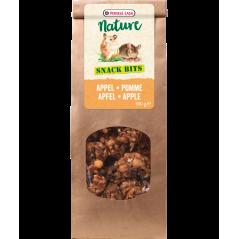 Nature Snack Bits Apple 100gr - Balles à grignoter riches en protéines à la pomme et carotte 461445 Versele-Laga 6,29€ Ornibird