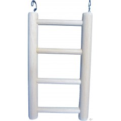 Perches, wooden ladder, 4 steps, 8,5x15cm 14391 Benelux 3,20 € Ornibird