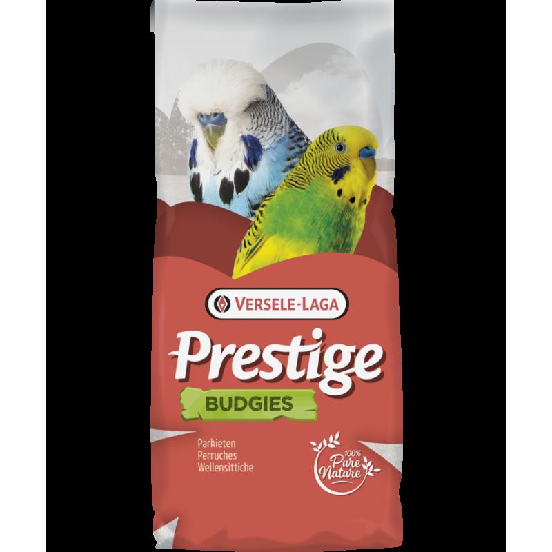 Prestige Perruches IMD 20kg - Mélange de graines de base pour perruches ondulées 421645 Versele-Laga 23,26€ Ornibird