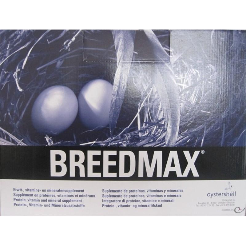 Breedmax (protein breeding) 3kg - Oystershell 24002 Artuvet 51,75€ Ornibird