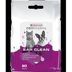 Oropharma Ear Clean 20 pièces - Lingettes humides pour les oreilles 460574 Versele-Laga 3,65€ Ornibird