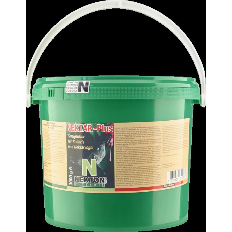 Nekton-Nektar-Plus 3kg - Aliment complet pour oiseaux nectarivores et colibris - Nekton 2513000 Nekton 131,29€ Ornibird