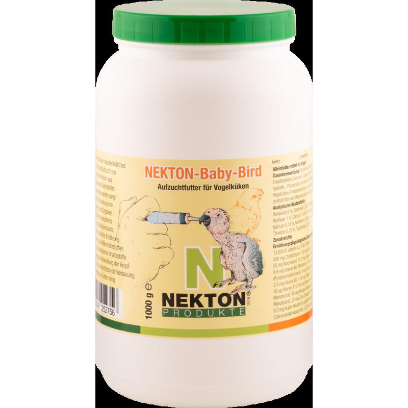 Nekton-Baby-Bird 1kg - Aliment pour le nourrissage à la main - Nekton 2520750 Nekton 23,70€ Ornibird
