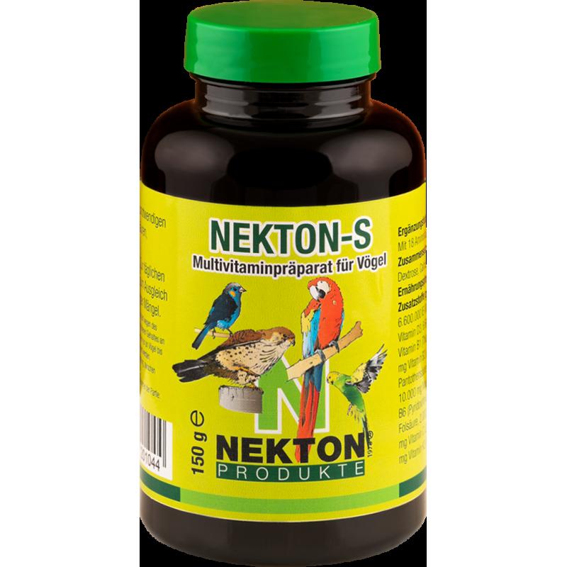 Nekton-S 150gr - Complexe multivitaminés - Nekton 201150 Nekton 11,95€ Ornibird
