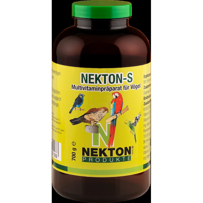 Nekton-S 700gr - Complexe multivitaminés - Nekton 201750 Nekton 44,90€ Ornibird
