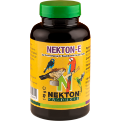 Nekton-E 140gr - Préparation à l'élevage à base de vitamine E - Nekton 202150 Nekton 16,65€ Ornibird