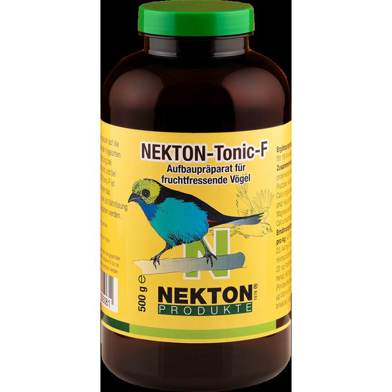 Nekton-Tonic-F 500gr - Préparation à la croissance des frugivores - Nekton 255500 Nekton 34,41€ Ornibird