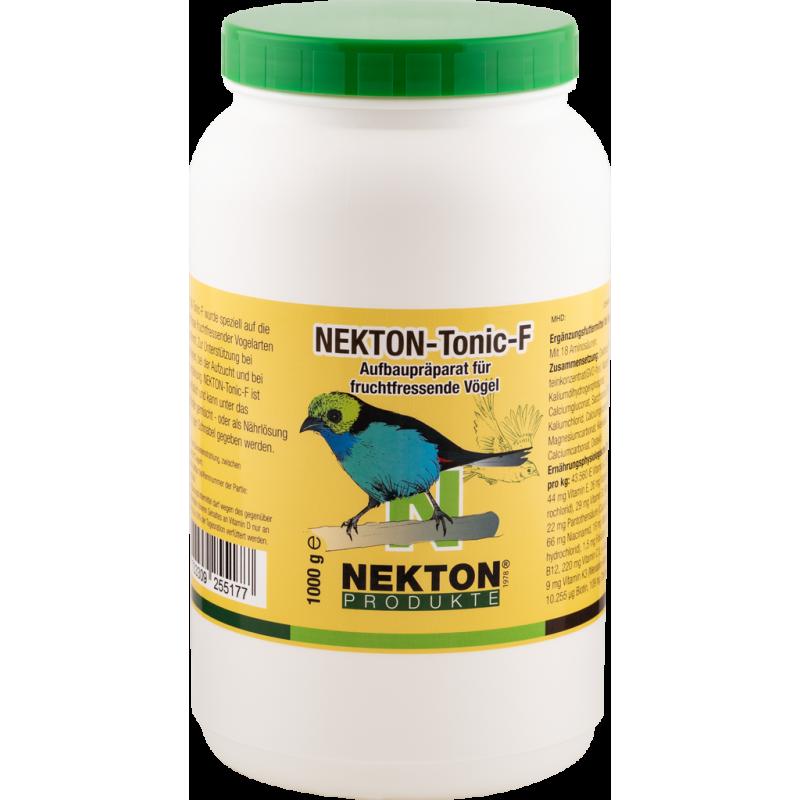 Nekton-Tonic-F 1000gr - Préparation à la croissance des frugivores - Nekton 255800 Nekton 54,90€ Ornibird