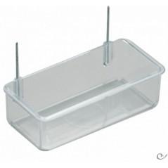 Feeder with hooks 10x4,5x3cm 14141 2G-R 1,02 € Ornibird