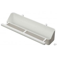 Feeder small aviary 18x4x3 cm 14154 2G-R 1,10 € Ornibird