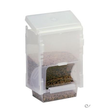 Silo porte facade de 1kg de graines