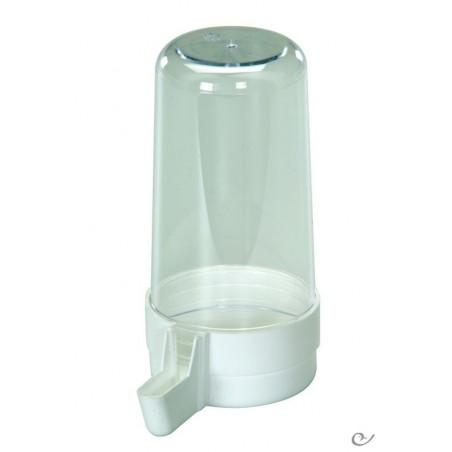 Fontaine bec 400cc transparent 7x15cm