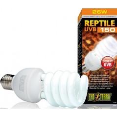 Exo Reptile UVB150 Fluocompact 26w - Exo Terra 33/PT2189 Exo Terra 25,65€ Ornibird