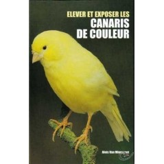 To breed and exhibit canaries colors