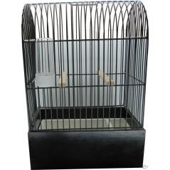 Cage exposition internationale pour canaris en bois