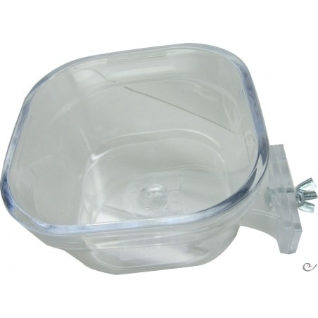 Mangeoire transparente Jumbo large