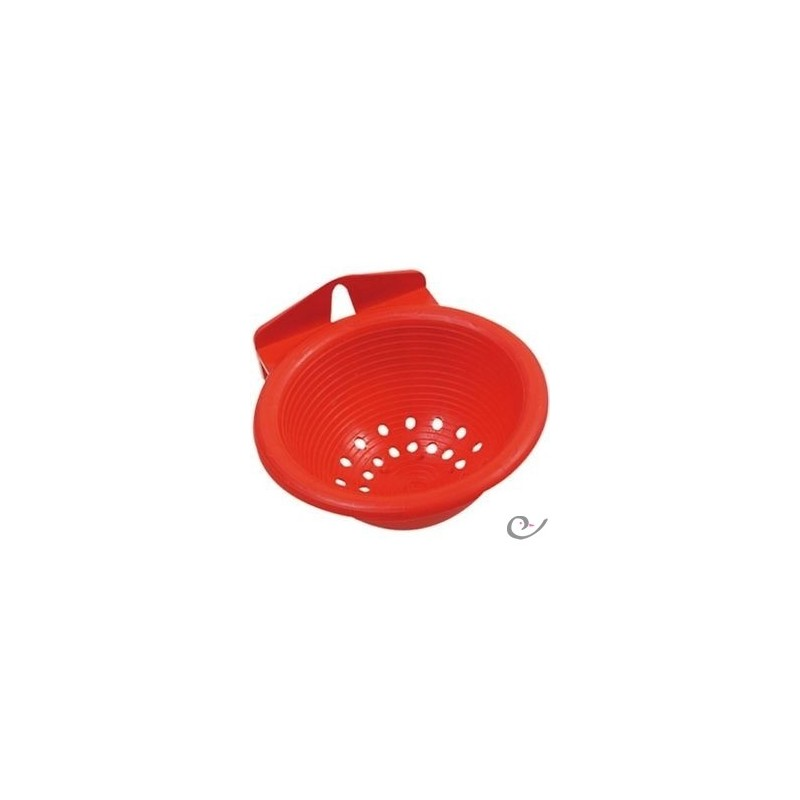 Nest with plastic hooks red 11.5 x 5.5 cm 14521 Fauna BirdProducts 0,96 € Ornibird
