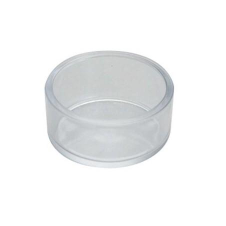Manger round transparent 5cm