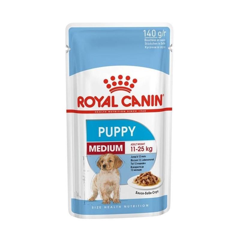 Medium Puppy 140gr - Royal Canin 1231886 Royal Canin 1,40€ Ornibird