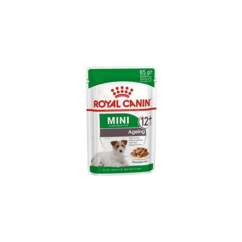 Mini Ageing 85gr - Royal Canin 1231881 Royal Canin 0,92€ Ornibird