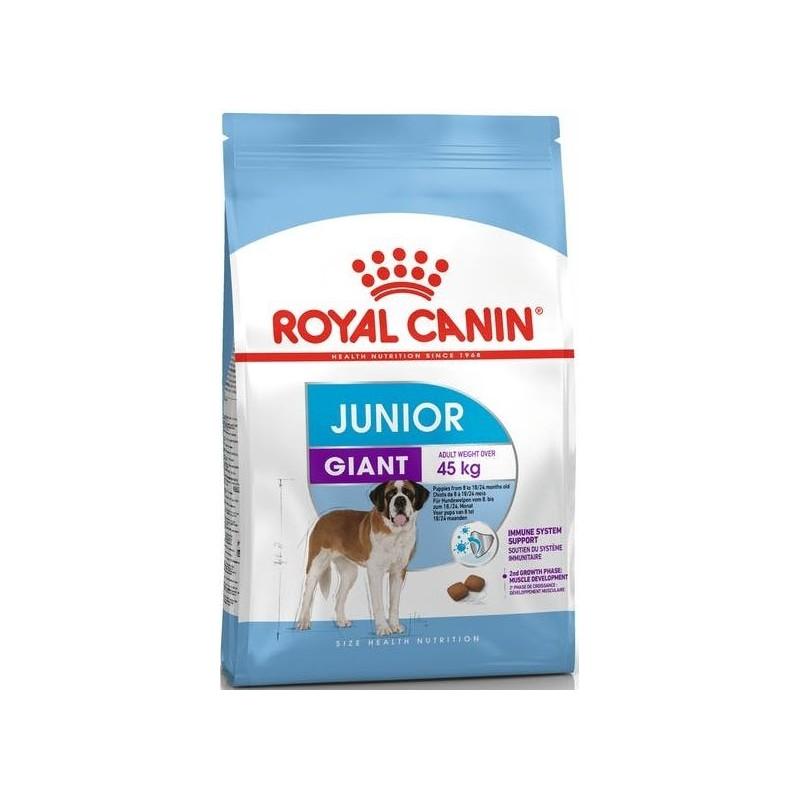 Giant Junior 15kg - Royal Canin 1237286 Royal Canin 77,99€ Ornibird