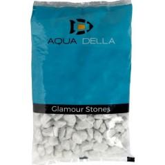 Gravier d'aquarium Carrara White 12-16mm/2kg - Aqua Della 257/447581 Aqua Della 3,15€ Ornibird