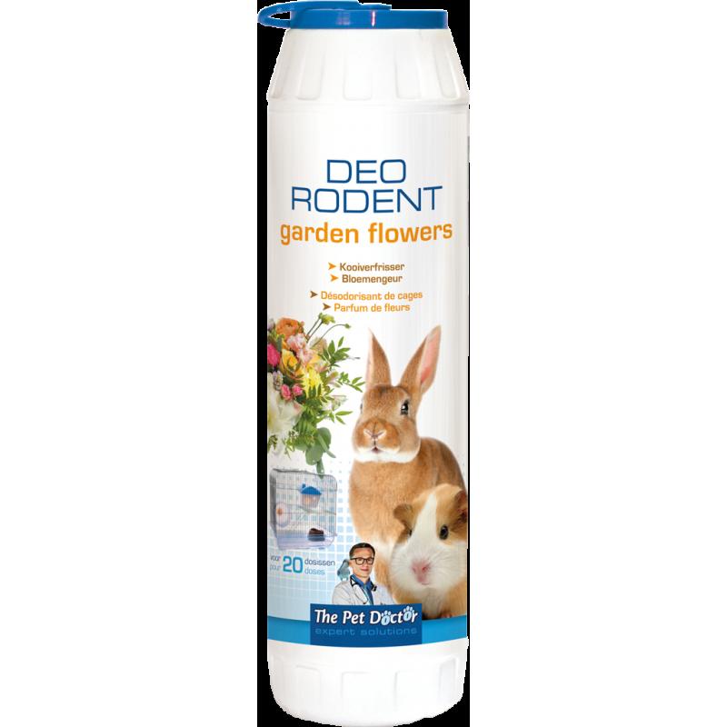 The Pet Doctor Deo Rodent Garden Flowers 750gr - BSI 65128 BSI 7,50€ Ornibird