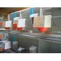 Nichoir en plastique sans nid 12x12X16cm 14531 Fauna BirdProducts 3,55 € Ornibird