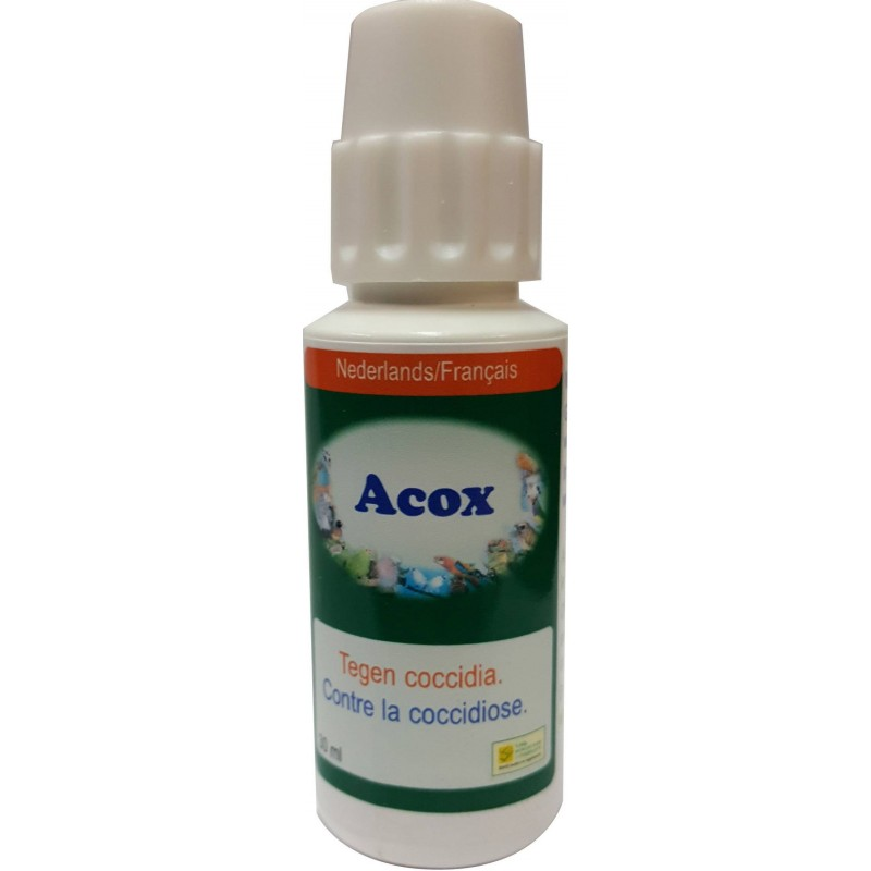 Acox 50ml - The Birdcare Company ACOX-50 The Birdcare Company 8,93€ Ornibird