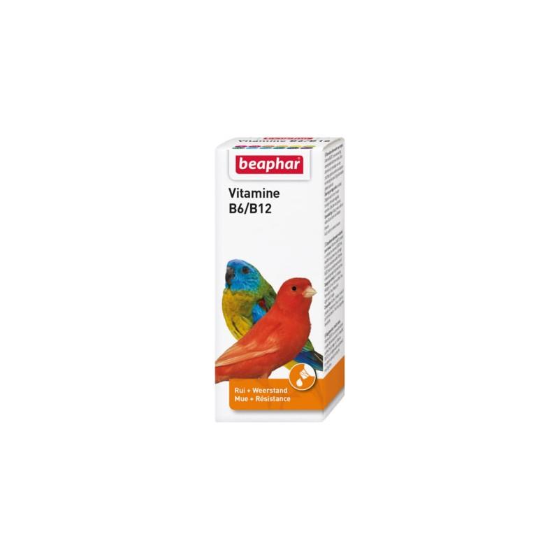 Vitamine B6/B12 50ml - Beaphar 11415 Beaphar 8,85€ Ornibird