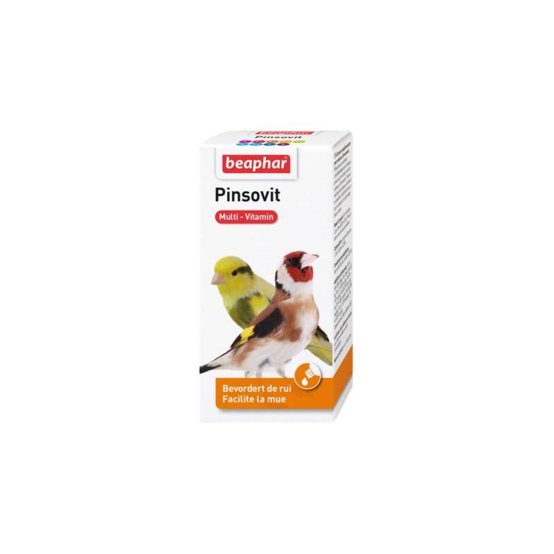 Pinsovit multi-vitamine 30ml - Beaphar 21573 Beaphar 7,99€ Ornibird
